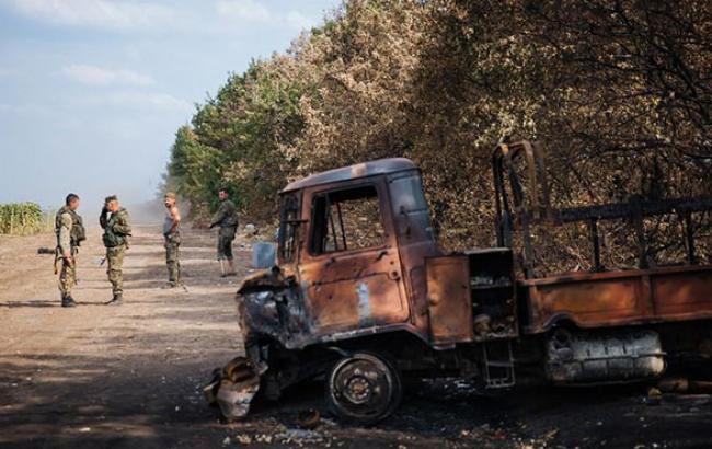 В Авдіївці в результаті артобстрілу бойовиками загинули 2 людини