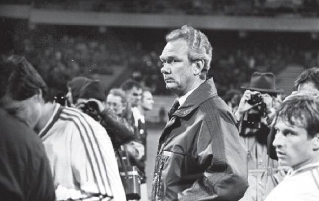 5 цікавих фактів про легендарного футбольного тренера Валерія Лобановського