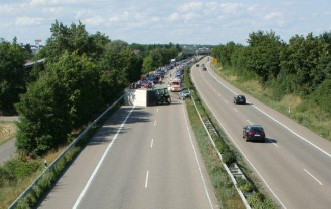 ДТП вПольше: 14 жителей Украины пострадали