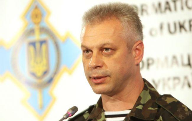 Фото: Андрій Лисенко назвав чергові втрати сил АТО на Донбасі