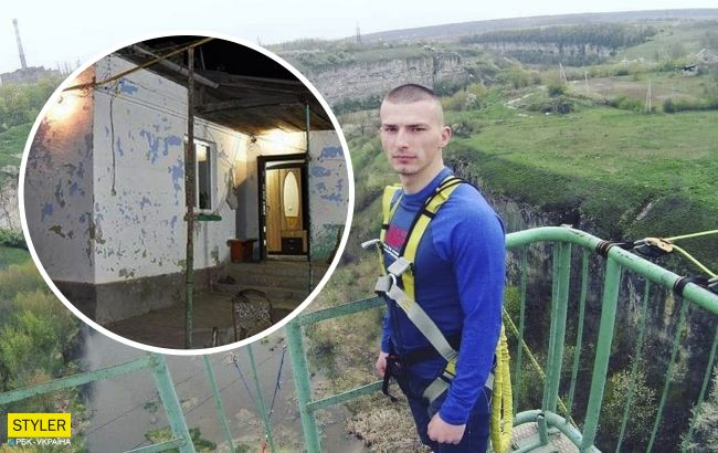 """Ветеран АТО раскрыл правду о кровавом нападении на свой дом: """"он сам напоролся на нож"""""""