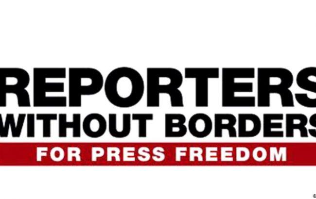 «Репортеры без границ» включили В.Путина всписок противников прессы