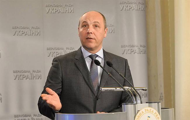 Рада не успеет рассмотреть проект избирательного кодекса в апреле, - Парубий