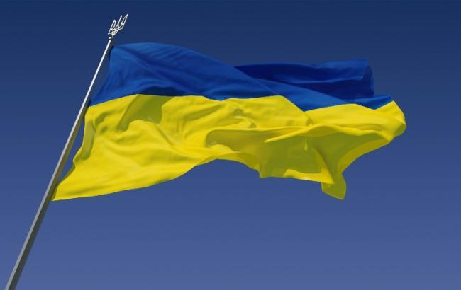 Бюст Леніна в Челябінську розфарбували в кольори українського прапора