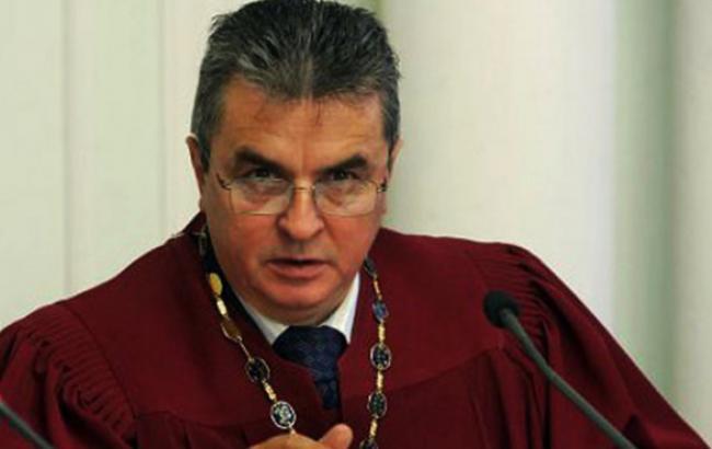 Рада поновила на посаді суддю Верховного суду Волкова