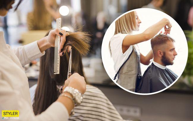 Смягчение карантина в Украине: врач рассказал, как не подхватить COVID-19 в парикмахерских