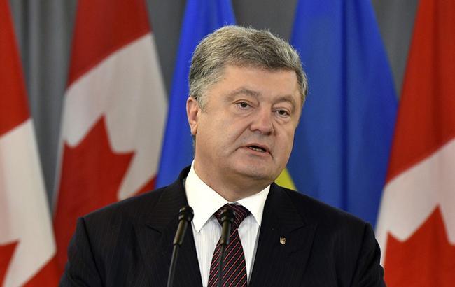 Порошенко заявив, що мовна стаття закону про освіту відповідає європейським практикам