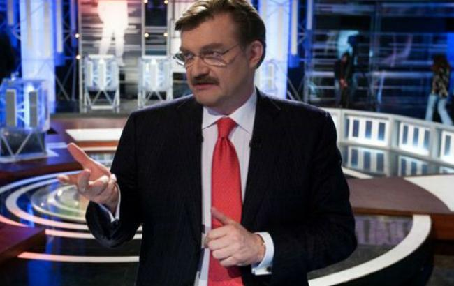 Журналист Евгений Киселев объявлен в Украине персоной нон грата, - СМИ