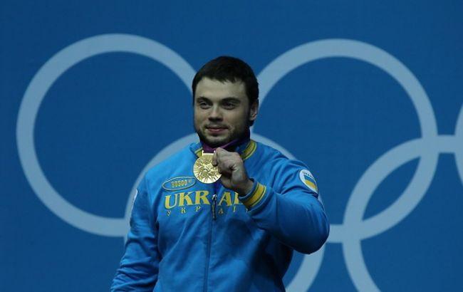 МОК лишил украинского штангиста Торохтия золота Олимпиады-2012