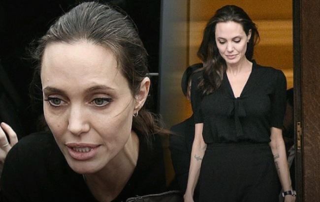 Фото: Анджелина Джоли (radaronline.com)