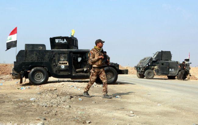 Иракские военные отбили уИГ неменее трети западного Мосула