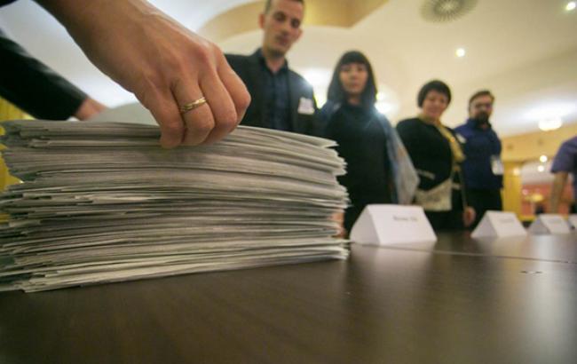 МВС отримало біля 4 тис. повідомлень про порушення на виборах Ради