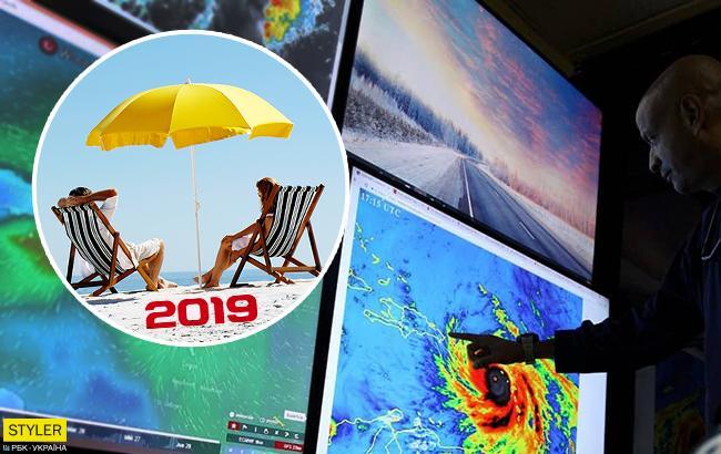 Отпуск 2019: метеорологи назвали лучшее время для отдыха