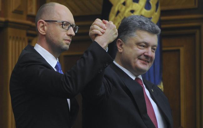 Дешево и сердито: как голосование за отставку Яценюка превратилось в фарс