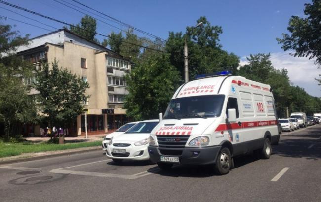 Фото: більше десятка людей постраждали в ході атаки в Алмати