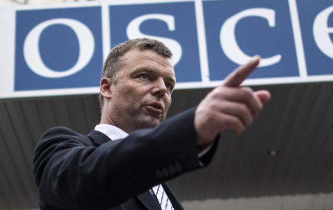 ОБСЕ фиксирует девятикратное увеличение случаев применения огня на Донбассе