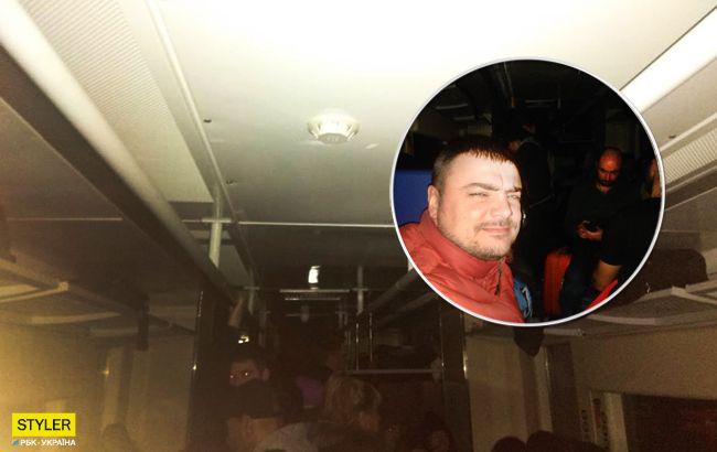 Гиперлуп в диму: експрес в Бориспіль двічі зламався за одну поїздку