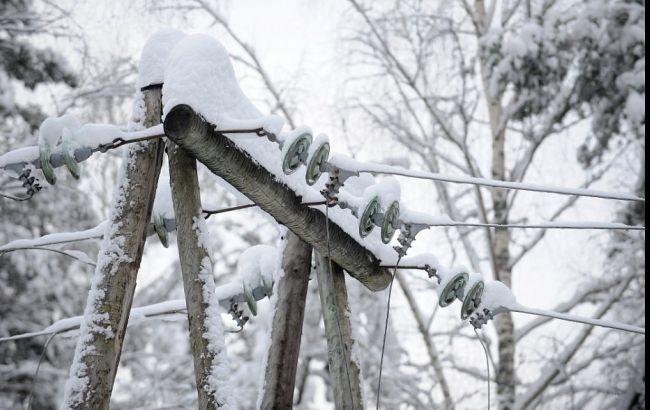 У Херсонській області знеструмленими залишаються 9 населених пунктів