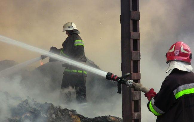 ВТернопольской области произошел пожар вцентральной районной клинике