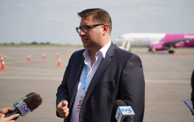 У аэропорта Борисполь новый директор: чем он будет заниматься