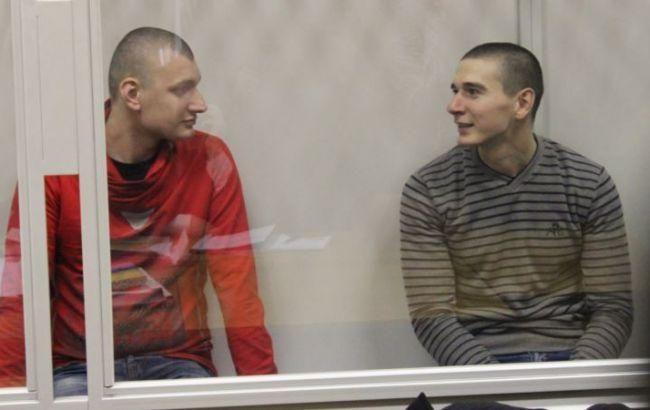 Фото: Сергій Зінченко і Павло Аброськін