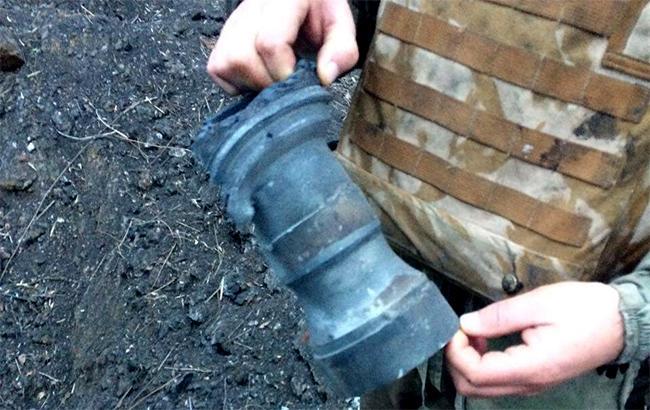 Бойовики в порушення режиму тиші 10 разів обстріляли сили АТО на Донецькому напрямку, - штаб