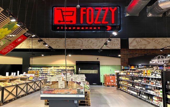 Удобная доставка продуктов из гипермаркета FOZZY домой