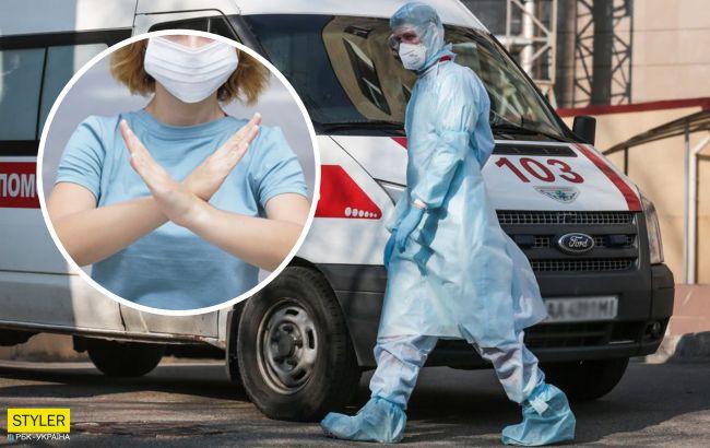 В Николаеве женщина покусала санитарку из-за ребенка: детали инцидента