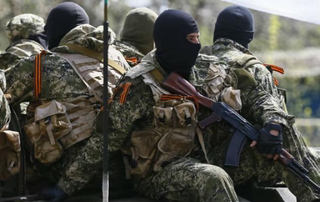 """Боевики готовят провокации в день выборов под видом батальонов """"Азов"""" и """"Айдар"""", - МВД"""