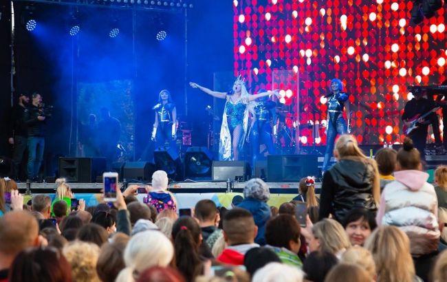 Поліція відкрила справу через концерт в Харкові