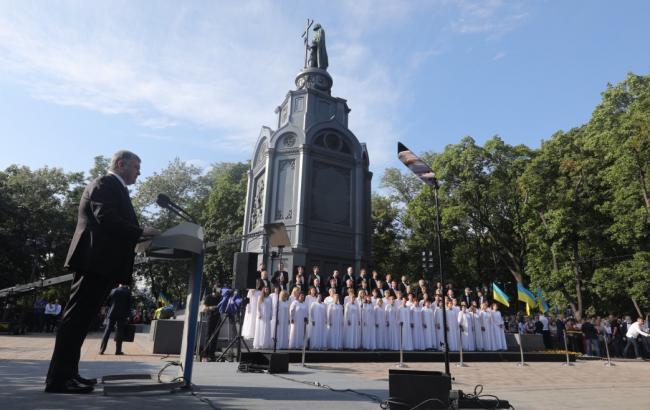 Порошенко закликав УПЦ Московського патріархату підтримати ідею про автокефалію