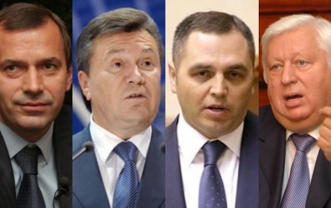Украинское следствие позволяет Евросоюзу снять санкции с Януковича & Co