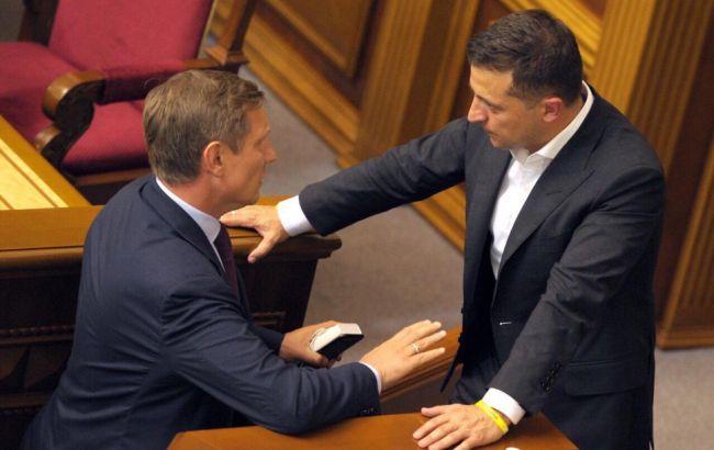 Шахов пропонує Зеленському допомогу в організації представництва переселенців у Мінському процесі