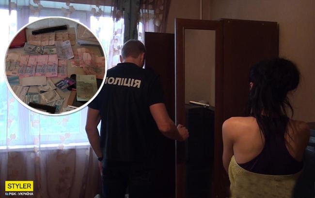 Пикантный бизнес: в Киеве правоохранители разоблачили деятельность двух борделей