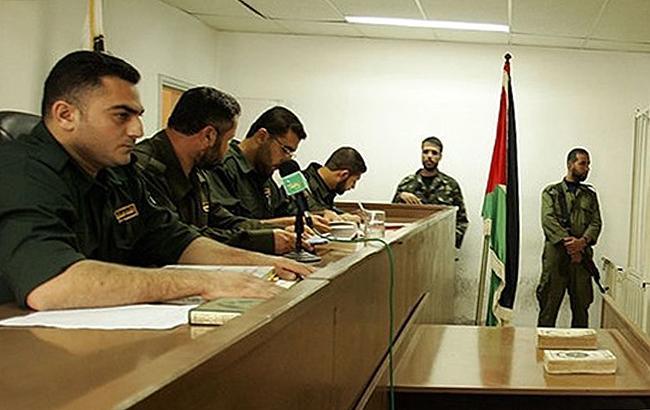 Суд у Секторі газа засудив шістьох палестинців до смерті за шпигунство