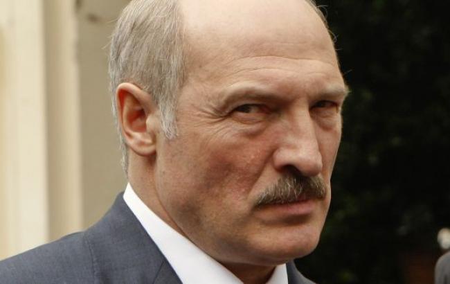 На фото: Президент Беларуси Александр Лукашенко