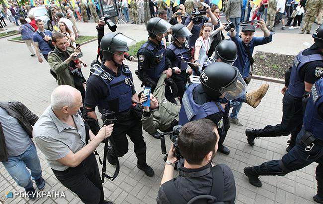 Милиция  отчиталась оработе намассовых мероприятиях