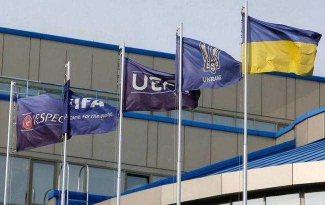 УАФ обжалует техническое поражение Украины в матче против Швейцарии