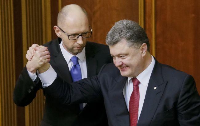 Фото: рейтинги українських політиків знизилися до мінімуму