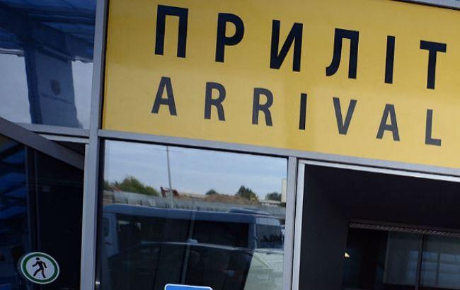 """Фото: В аеропорту """"Бориспіль"""" заборонили російську мову (globallookpress.com)"""