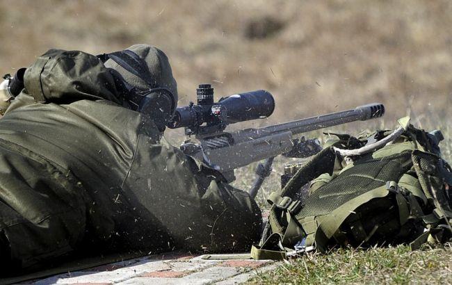 Под Мариуполем снайпер убил бойца Легиона Свободы