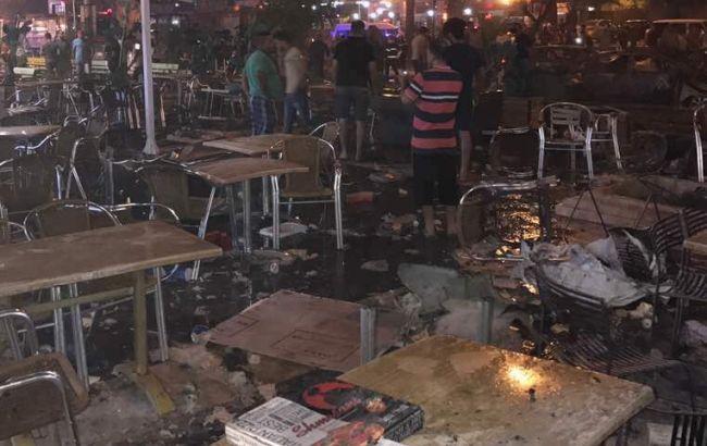 В Багдаде произошел взрыв, погибли 13 человек