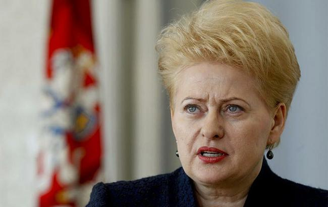 Трамп написал благодарственное письмо президенту Литвы