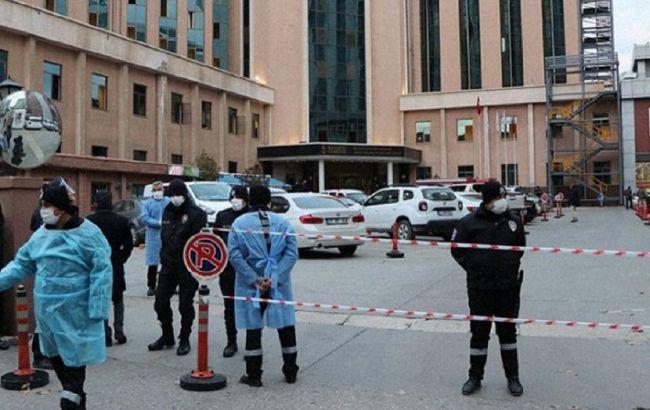 В Турции взорвался кислородный аппарат в отделении с больными COVID-19, есть погибшие