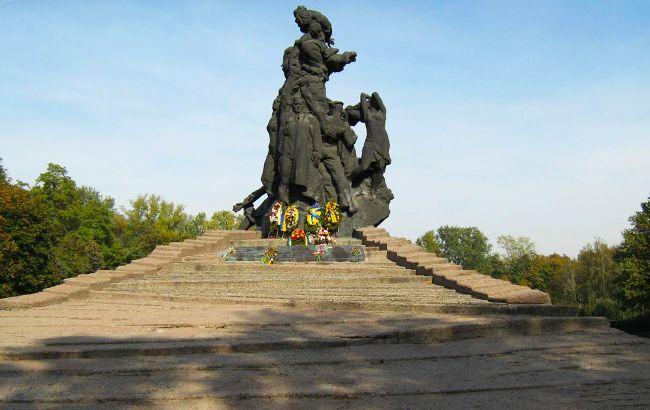Порошенко: Трагедія Бабиного Яру— цезагальна трагедія єврейського таукраїнського народів