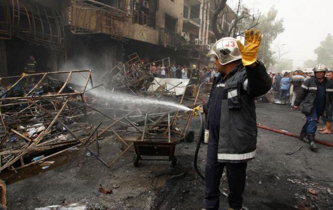 У Багдаді відбулось п'ять вибухів, загинуло 12 осіб