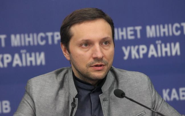 Фото: міністр інформаційної політики Юрій Стець