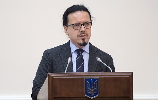 У Войцеха Балчуна есть план работы УЗ на ближайшие годы (фото - kmu.gov.ua)