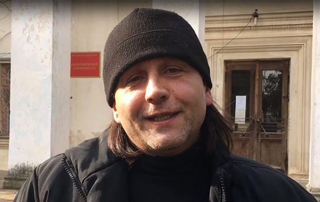 Ваннексированном Крыму фермера оставили под арестом зафлаг Украинского государства