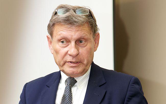 Фото: Бальцерович став представником Порошенка в Кабміні